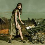 Laura Sánchez se transforma en una zombie de 'The walking dead'