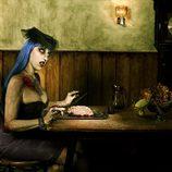 Rosy de Palma se transforma en una zombie de 'The walking dead'