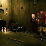 Santiago Segura se transforma en una zombie de 'The walking dead'