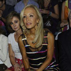 Descuidos de famosas: Carmen Lomana muestra su ropa interior