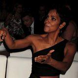 Descuidos de famosas: Halle Berry mostrando su parte mas oculta