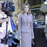 La Princesa Letizia el Día de la Hispanidad