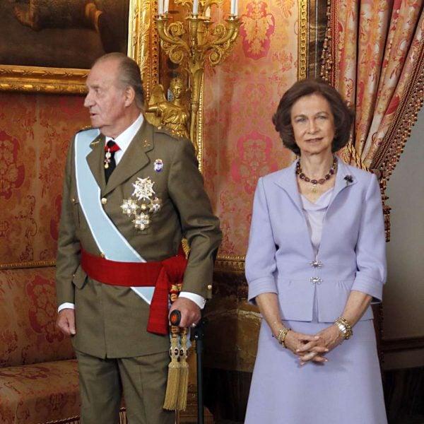 La Familia Real en los actos de celebración del Día de la Hispanidad