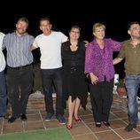 Los actores de 'Verano Azul' juntos 30 años después