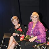 María Garralón y Pilar Torres en el reeencuentro de 'Verano Azul'