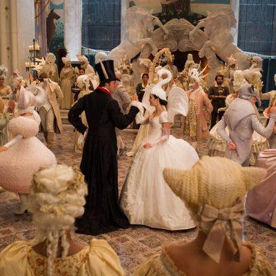 Armie Hammer y Lily Collins en la nueva vesión del cuento de Blancanieves