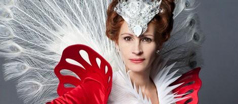 Julia Roberts se convierte en la madrastra de la nueva versión del cuento de Blancanieves