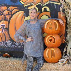 Heidi Klum se prepara para Halloween