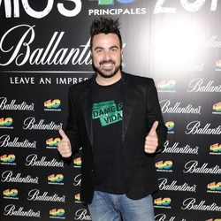Iván Sevilla Pérez 'Huecco' en las nominaciones de los Premios 40 principales 2011