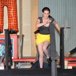 Kristen Stewart se pasa de ágil y nos enseña la ropa interior