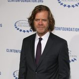 William H Macy en la fiesta de la Fundación Clinton