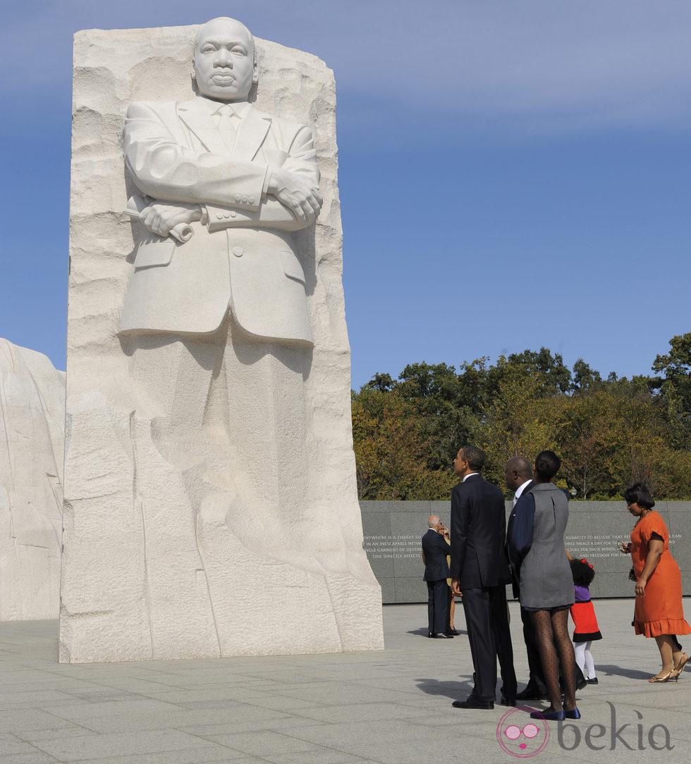 Monumento a Martin Luther King en Washington