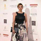 Chenoa en la gala benéfica Global Gift 2016 en Madrid