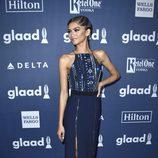 Zendaya en el photocall de los Premios GLAAD Media 2016