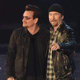 U2 en los Premios iHeartRadio Music 2016