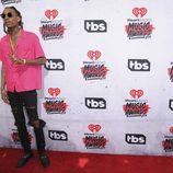 Wiz Khalifa U2 en los Premios iHeartRadio Music 2016