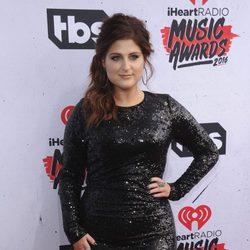 Meghan Trainor en los Premios iHeartRadio Music 2016