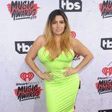 Mercedes Javid en los Premios iHeartRadio Music 2016
