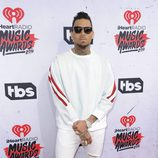 Chris Brown en los Premios iHeartRadio Music 2016