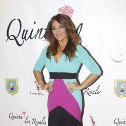 Raquel Bollo en la cena benéfica de la ONG 'Mensajeros por la Paz'