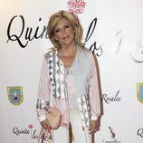 Lidia Lozano en la cena benéfica de la ONG 'Mensajeros por la Paz'