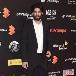 Rubén Cortada en la presentación del Festival de Málaga 2016 en Madrid
