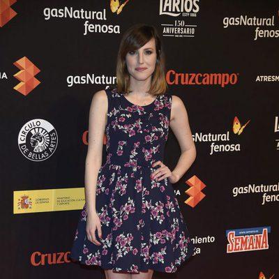 Natalia de Molina en la presentación del Festival de Málaga 2016 en Madrid