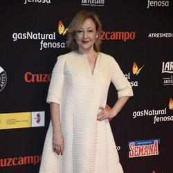 Carmen Machi en la presentación del Festival de Málaga 2016 en Madrid