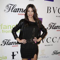 Cecilia Gómez en la Gala Flamenco Solidario 2016