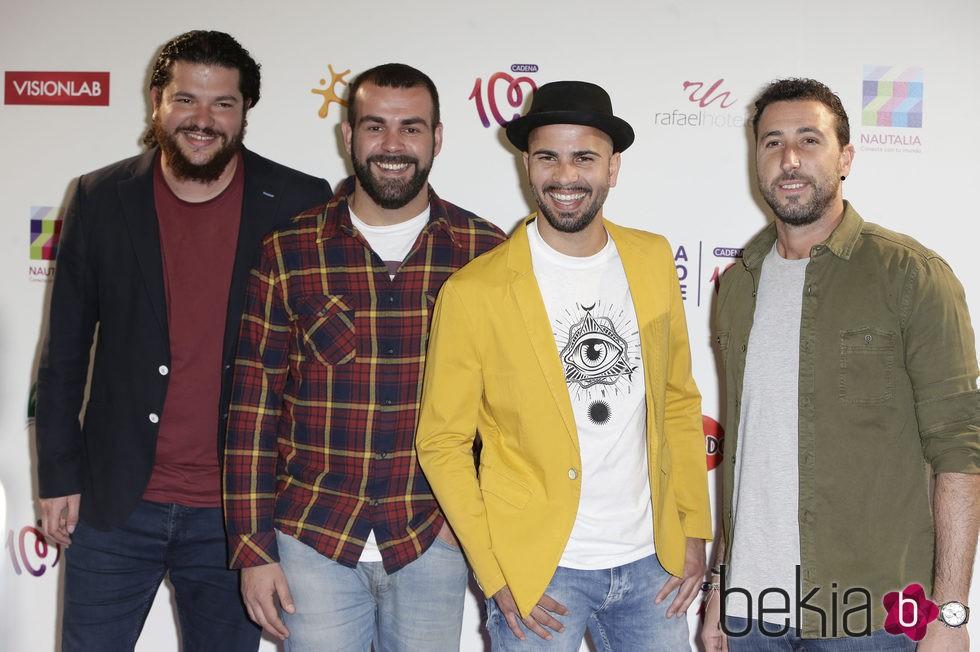 Efecto Pasillo en la Noche de Cadena 100 en Madrid