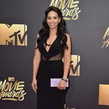 Nessa en alfombra roja de los MTV Movie Awards 2016