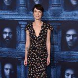 Lena Headey en la premiere de la sexta temporada de 'Juego de Tronos'