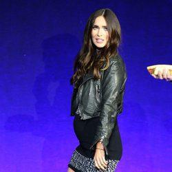 Megan Fox luce embarazo en la CinemaCon de Las Vegas 2016