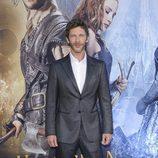 Colin Morgan en el estreno de 'Las crónicas de Blancanieves: El cazador y la reina del hielo' en Los Angeles