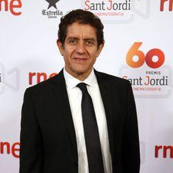 Pedro Casablanc  en los Premios Sant Jordi 2016