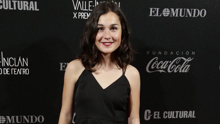 Nadia de Santiago en los Premios Valle-Inclan de Teatro 2016