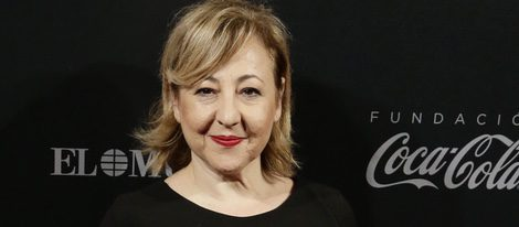 Carmen Machi en los Premios Valle-Inclan de Teatro 2016