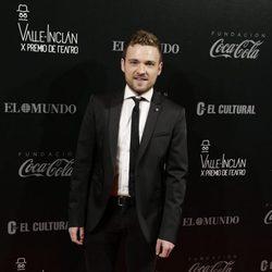 Adam Jezierski en los Premios Valle-Inclan de Teatro 2016