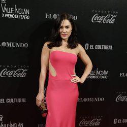 Eva Marciel en los Premios Valle-Inclan de Teatro 2016
