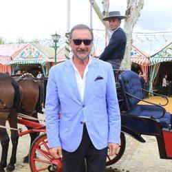 Carlos Herrera en la Feria de Abril 2016