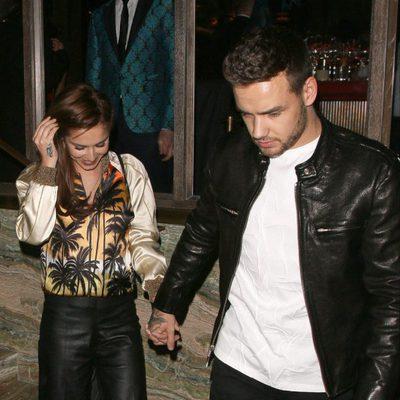 Liam Payne y Cheryl Cole, de la mano en Londres