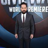 Paul Rudd en el estreno de 'Capitán América: Civil War'