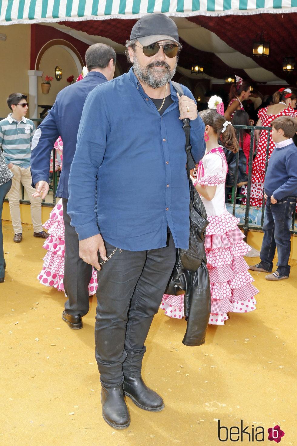 Paco Tous en la Feria de Abril 2016