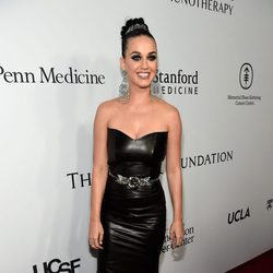 Katy Perry en la gala benéfica de la Fundación Parker en Los Ángeles