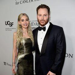 Sean y Alexandra Parker en la gala benéfica de la Fundación Parker en Los Ángeles