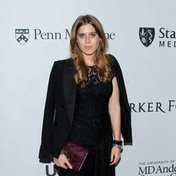 La Princesa Beatriz de York en la gala benéfica de la Fundación Parker en Los Ángeles