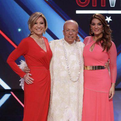 Rosa Benito, Rappel y Raquel Bollo en la final de 'GH VIP 4'