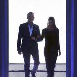 Laura Matamoros y Carlos Lozano entran al plató  de 'GH VIP 4'
