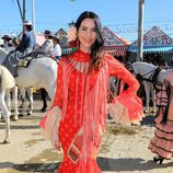 Vania Millán en la Feria de Abril 2016