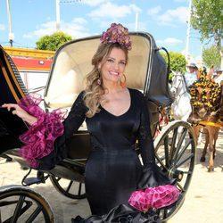 Ainhoa Arteta en la Feria de Abril 2016